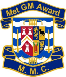 Metropolitan Grand Master's Award for outstanding achievement for the MMC