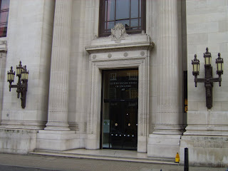 Freemasons' Hall Entrance