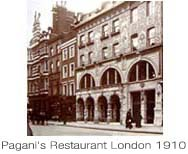 Pagani's Restaurant - click to enlarge